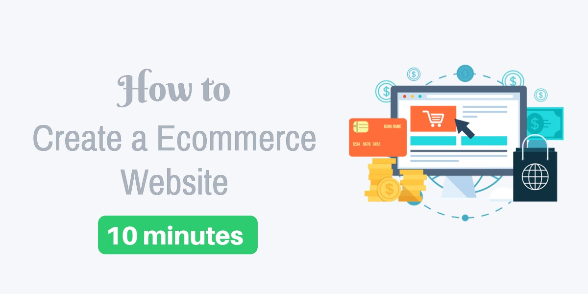 How to Create an eCommerce Website with WordPress
