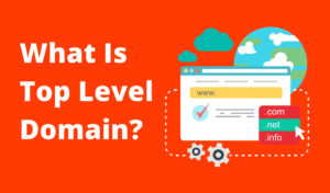 What is a Top-Level Domain