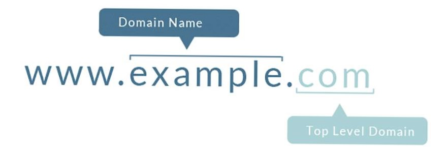 Choosing a Domain Name for a Personal Website  domain example